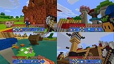 Amazoncom Minecraft Xbox One Microsoft Video Games - Minecraft spielen demo