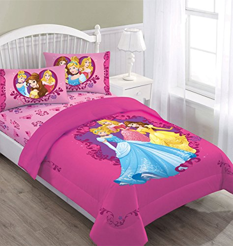 Disney Princess Gateway to Dreams Full Bedding Comforter - Princess Sets Bedding