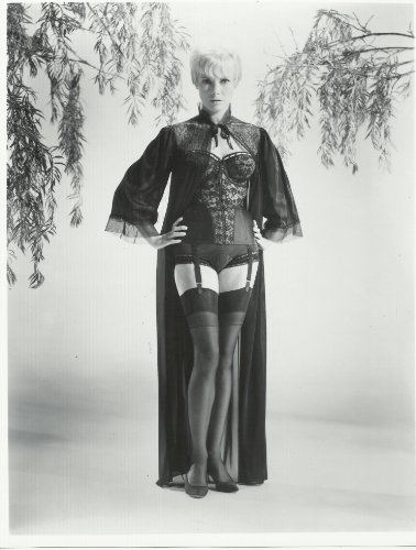 Young Janet Leigh in corset garter belt hose 8x10 Sexy Photo #2