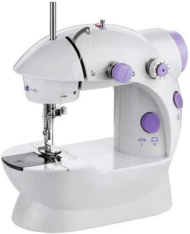 XGHW Mini máquina de Coser con Mesa de extensión Máquina de ...
