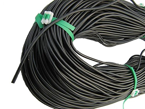 Black micro irrigation pipe (tube), 4mm/6mm - 50m By Cost Wise® ,the irrigation specialists COSTWISE GROUP