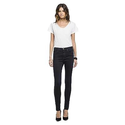 Replay Jeans Skinny haut foncé Prise de vue en ble