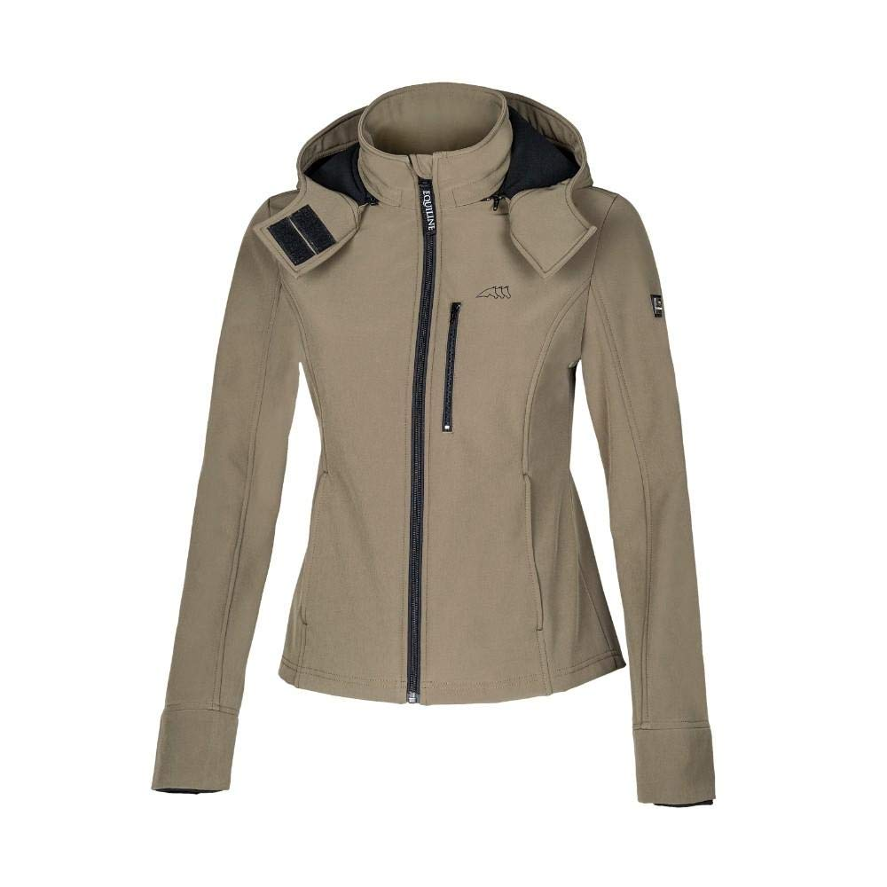Equiline Saby Ladies Jacket Black