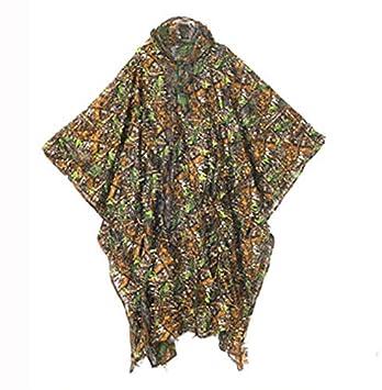 Amazon.com: Poser Hunting Ghillie - Traje de camuflaje para ...