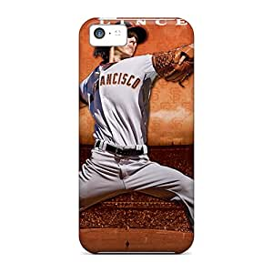 Iphone 5c Case Cover Skin : Premium High Quality San Francisco Giants Case