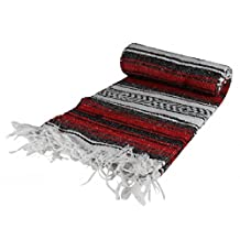 Mexican Blanket (Red)