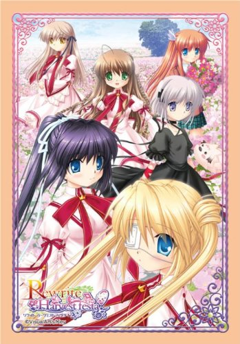 Character Sleeve Collection Mini Rewrite Harvest festa! by Broccoli