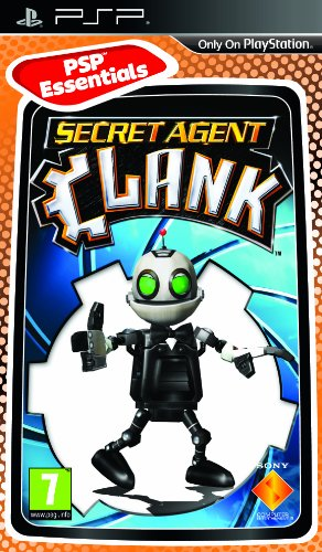 Secret Agent Clank - Essentials Pack (Sony PSP) by rat,and,clunk,Lombax,Zonie,platform