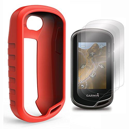 TUSITA Case with Screen Protector for Garmin Oregon 600/600t