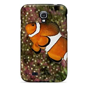 KinxySA1889uNmFY ChrisWSmith Percula Clownfish Feeling Galaxy S4 On Your Style Birthday Gift Cover Case