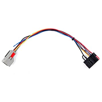 amazon com eccpp tow mirrors conversion wiring harness, fit ford 2007 Ford F-150 amazon com eccpp tow mirrors conversion wiring harness, fit ford f150 wire harness connector adapter 8 pin to 22 pin for 2004 2017 automotive