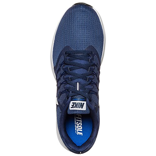 Nike Unisex Adults' Zapatillas De Run Swift Deep Royal Blue/White Binary B Fitness Shoes White (Blanco 908989 402) xjUCc5fY8