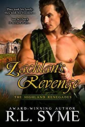 Lachlan's Revenge (The Highland Renegades Book 4)