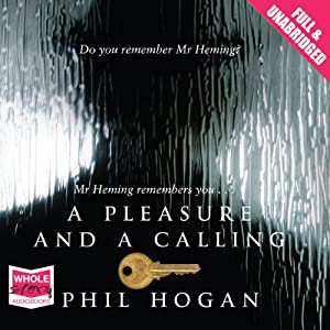 A Pleasure and a Calling Audiobook