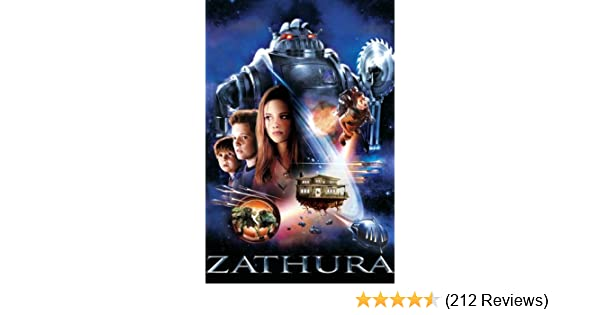 Amazon Zathura Josh Hutcherson Tim Robbins Frank Oz Dax Shepard Digital Services LLC