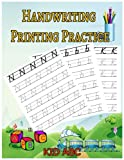 img - for Handwriting Printing Practice: Kindergarten Preschool and Up: Letters, Numbers and More! book / textbook / text book