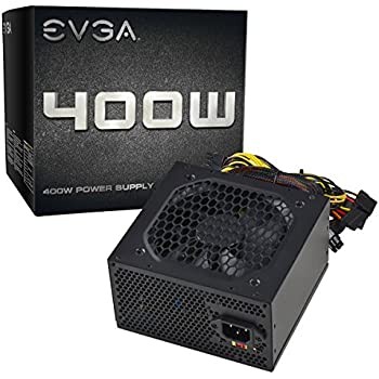 EVGA 400 N1, 400W, 2 Year Warranty, Power Supply 100-N1-0400-L1