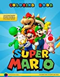 Super Mario Coloring Book: Adventures of Super Mario