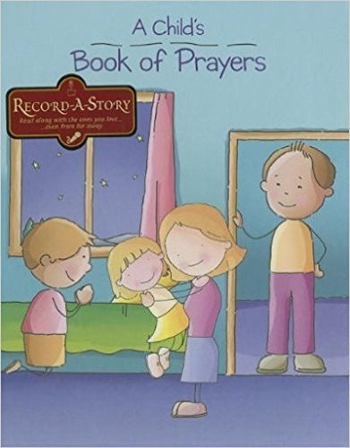 Download A Child's Book of Prayers (Record a Story) pdf