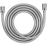 Aquaus 54'' Inch Stainless Steel - NSF Certified - 3 Year Warranty - Hand Held Bidet StayFlex Spray Hose / Designed to be Pressurized & Stay Flexible