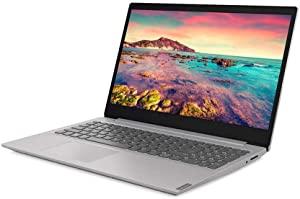 "2019 Newest Lenovo IdeaPad 15.6"" HD Laptop PC: AMD Dual Core A4-9125, 4GB RAM, 128GB SSD, WiFi, Bluetooth, Webcam,HDMI, Dolby Audio, Windows 10"