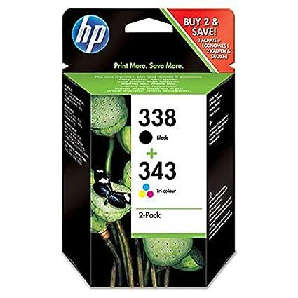 Impresoras HP Officejet 7200 DE (2 x cartuchos, color negro ...