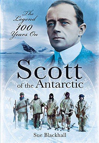Scott of the Antarctic: We Shall Die Like Gentlemen Sue Blackhall