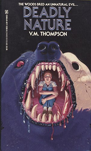 book cover of Deadly Nature
