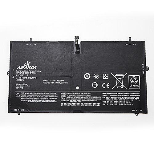 AMANDA L13M4P71 Battery Replacement for Lenovo Yoga 3 Pro