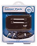 8-in-1 Gamer Pack - Black - Nintendo DS Standard Edition