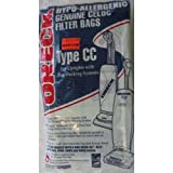 """Oreck Hypo-Allergenic Genuine Celoc Filter Bags Type """"CC"""", (Bundle of 40 Bags), Appliances for Home"""