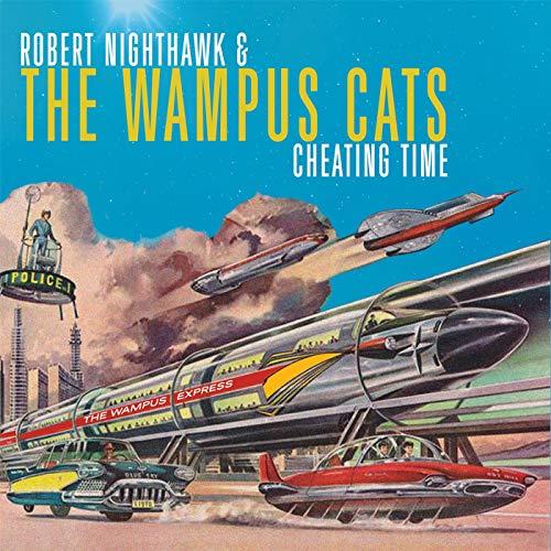 Robert Cat - Cheating Time