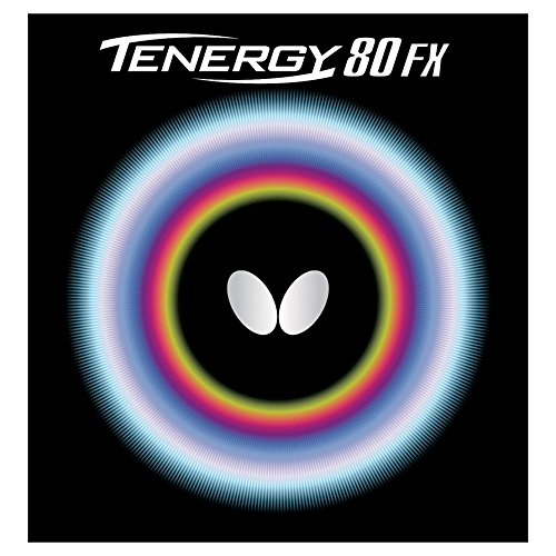 (Butterfly Tenergy 80 FX 2.1 Red )