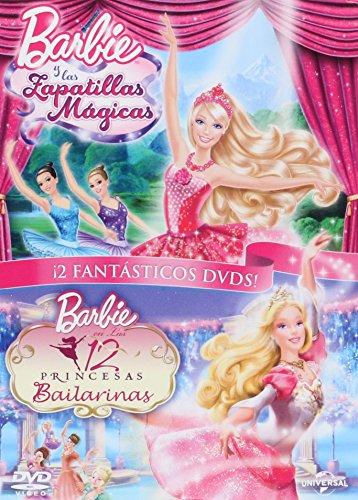 Barbie y las zapatillas mágicas / Barbie y las 12 princesas bailarinas(Barbie in the Pink Shoes/Barbie In the 12 dancing...