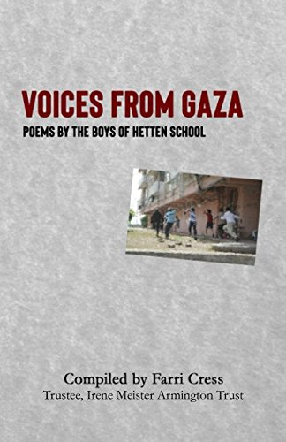 Voices From Gaza: Poems by the Boys of Hetten School
