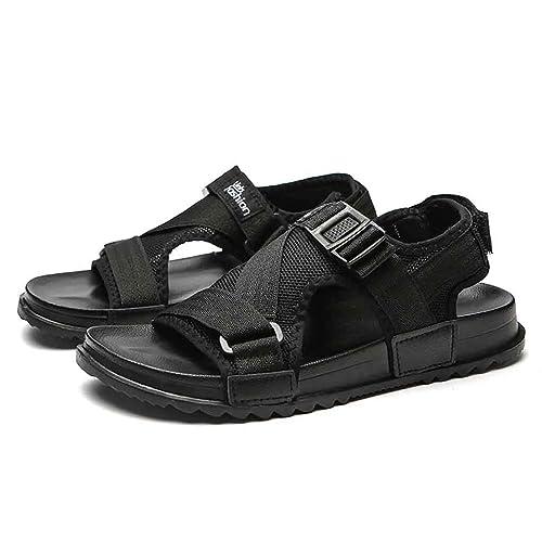09cdd95ff03 Fitfulvan Shoes Sandalias de Playa Unisex Estilo Gladiador