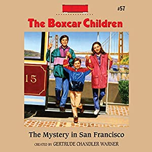 The Mystery in San Francisco Audiobook