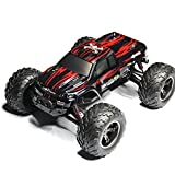 Idealforce Toy RC Vehicles,Rock Climbing 2.4G Remote Control Play Vehicles Electric Offroad Monster Turck Toy for Kids (3-13 Ages) (Red)