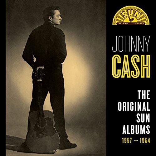 Johnny Cash - The Original Sun Albums 1957-1964 [8CD Box Set] (2017) [CD FLAC] Download