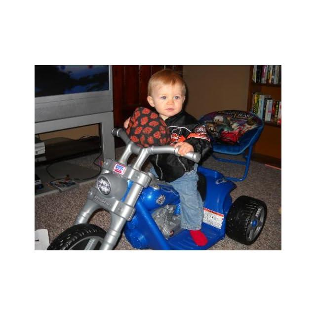 Power Wheels Harley Davidson Rocker