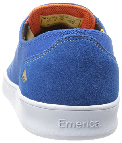 EMERICA Skate Shoes ROMERO LACED BRO STYLE BLUE/WHITE