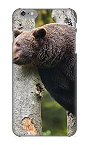 Fashion Protective Animal Bear Case Cover Design For Iphone 6 Plus