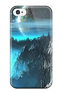 Top Quality Rugged P Case Cover For Iphone 4/4s