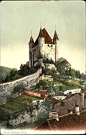 Schloss thun castle thun switzerland original for Saldi thun amazon