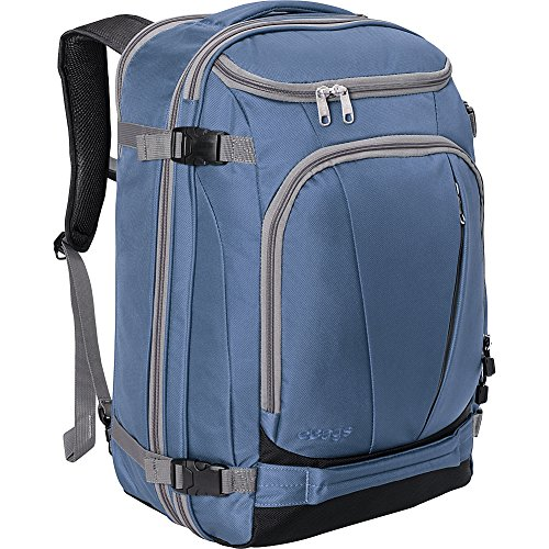eBags TLS Mother Lode Weekender Convertible (Blue Yonder) by eBags