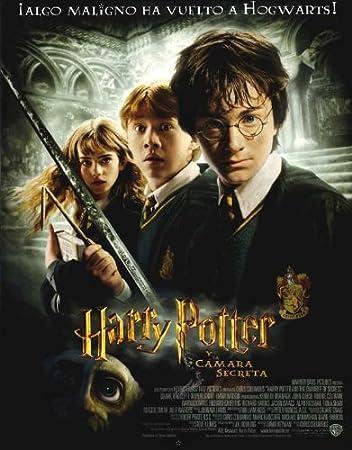 Amazon.com: Harry Potter y la cámara de los secretos 27 x 40 ...