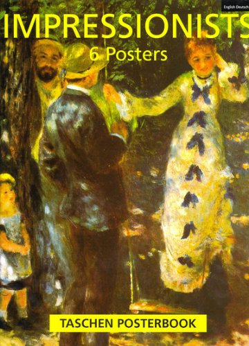 Impressionists  Posterbook  Hors Collection