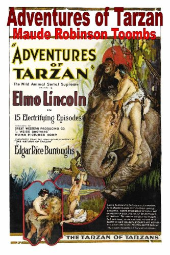 Read Online Adventures Of Tarzan pdf epub