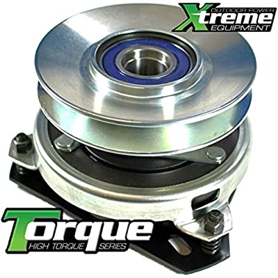 """PTO Clutch For Craftsman//Husqvarna 179335 with 1.125/"""" Bore High Torque Upgrade"""