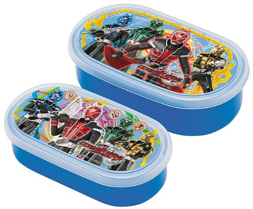 Kamen Rider Wizard sealed container 2P large 280ml E small 180ml 341363